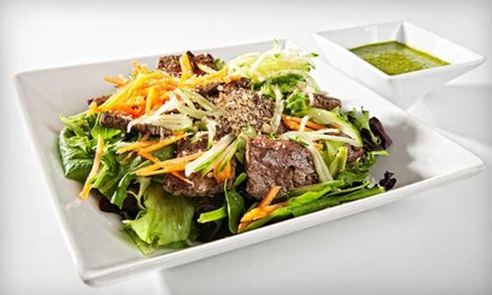 Balance Pan-Asian Grille - Maumee: Dinner for Two or Fresh Asian Fare at Balance Pan-Asian Grille