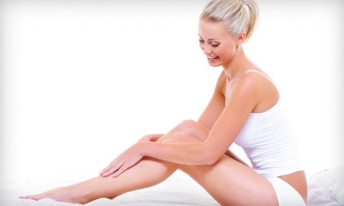 Dr. Mark S. Neumann - Toledo: Six Laser Hair-Removal Treatments on a Small, Medium, or Large Area at Bedford Laser Hair Removal (Up to 66% Off)