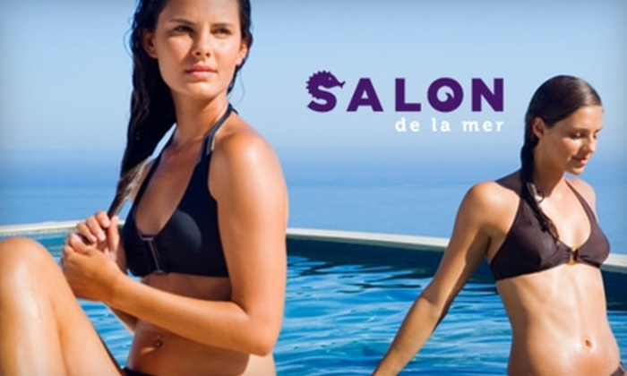 Salon de la Mer - Mayfield Heights: Tanning Services at Salon de la Mer in Mayfield Heights. Choose Between Two Options.