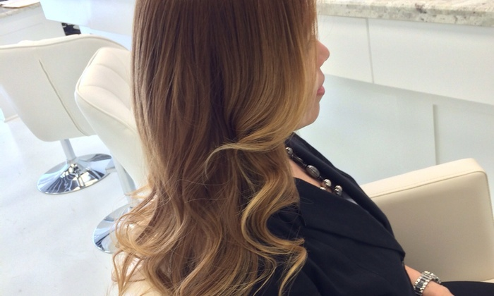 Dlg Cosmetics Beauty Studio - Houston: A Women's Haircut with Shampoo and Style from Dlg Cosmetics Beauty Studio (49% Off)