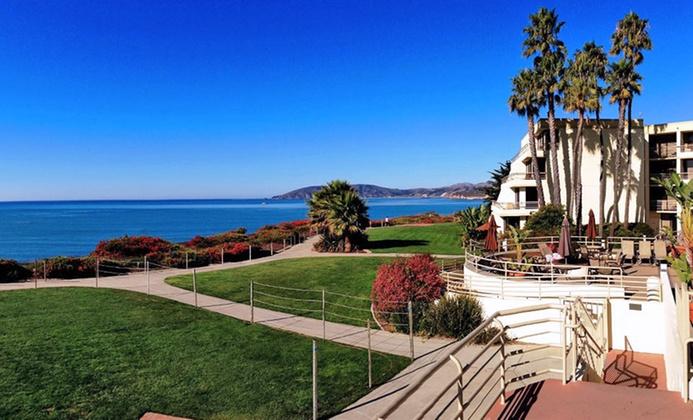 Modern Resort Overlooking Ocean in Pismo Beach