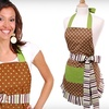 Half Off Aprons and Accessories from Flirty Aprons