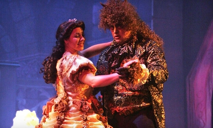 "Community Theatre of Greensboro - Greensboro: $10 for One Premium Ticket to ""Beauty and the Beast, Jr."" Produced by the Community Theatre of Greensboro ($20 Value)"