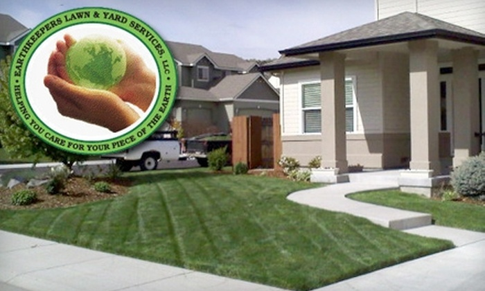 Earth Keepers Lawn and Yard Care Services - Boise: $50 for $100 Worth of Lawn Services from Earth Keepers
