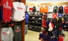 Kelly's Sports - 2 locations - Multiple Locations: $30 for $50 Worth of Merchandise and a Nike T-Shirt at Kelly's Sports ($65 Value)