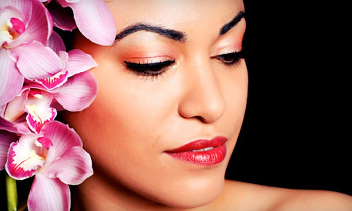 Paris Nails & Spa - Cannon Oaks: $199 for Permanent-Makeup Application for Eyes, Lips, or Brows at Paris Nails & Spa ($450 Value)