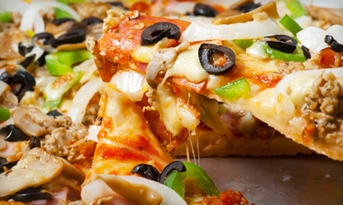 Mama's Pizza and Grill - Oley: $10 for $20 Worth of Pizza and Grilled Eats at Mama's Pizza and Grill in Sinking Spring