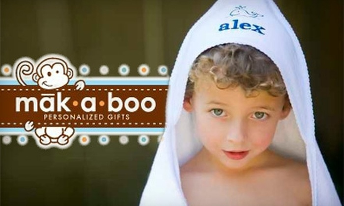 Makaboo: $15 for $30 Worth of Children's Clothing and Gifts at Makaboo