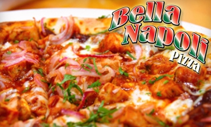 Bella Napoli Pizza - Downtown / Harbor / Post Road South: $15 for $30 Worth of Pizza and More at Bella Napoli Pizza in Milford
