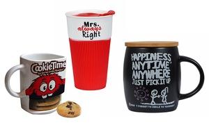Funky Mugs or Teapot