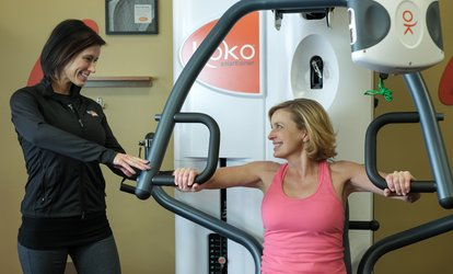 image for Fitness Packages from Koko Fitclub (Up to 88% Off). Three Options Available.