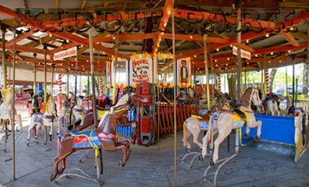 4 Bands for Unlimited Rides (a $48 value) - Kiddie Park in San Antonio