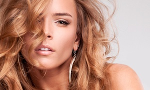 Glitzy's: Cut and Finish With Conditioning Treatment (£14) plus Highlights (from £24) at Glitzy's