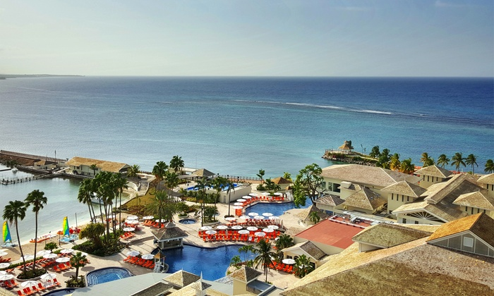 Or Night AllInclusive Moon Palace Jamaica Stay With Air From - Ocho rios all inclusive