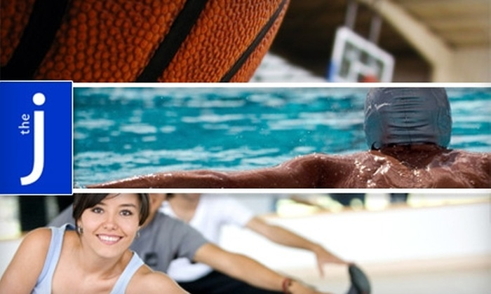 Jewish Community Center - Multiple Locations: One-Month Gym Membership at Jewish Community Center. Choose from Three Options.