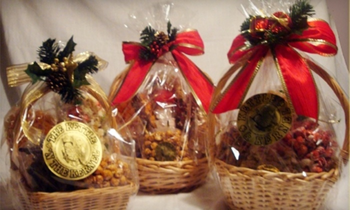 Kettle & Kernel Ocala - Belleview: $10 for $20 Worth of Gourmet Popcorn and Sweet Treats at Kettle & Kernel