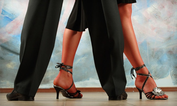 1st Dance Studio - West Lealman: Four Group Classes for One, Three Group Classes for Two, or Private Couple's Lesson at 1st Dance Studio in St. Petersburg (Half Off)