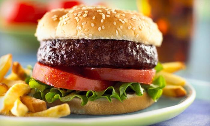Bon Appetit Catering & Cafe - Calgary:  $18 for a Café Meal for Two at Bon Appetit Catering & Cafe (Up to $37.80 Value)