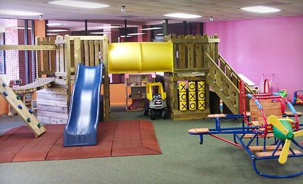 The Indoor Playground Inc.: 1 Child - The Indoor Playground Inc. in Palm Bay