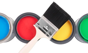 A State of Paint: $51 for $300 Groupon — A State of Paint