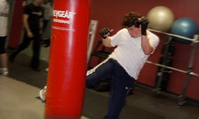 Krav Fit - Boyle Park: $50 for a One-Month Membership to Krav Fit (Up to $120 Value)