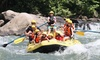 Up to 42% Off Rafting and Camping Trip at USA Raft