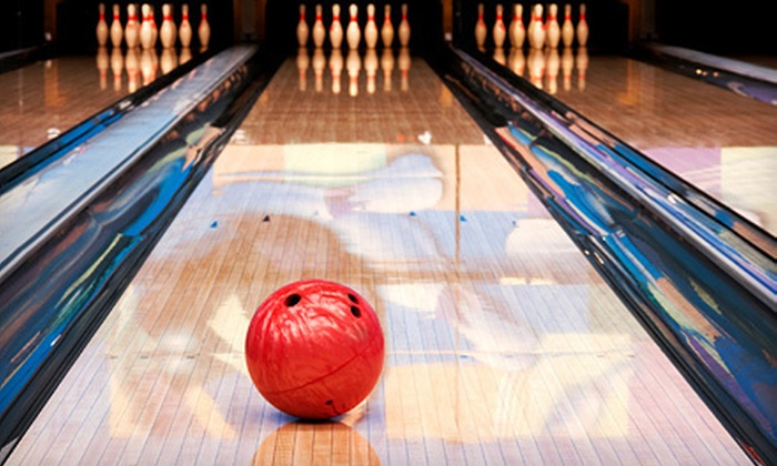 Harvard Bowling Lanes - Harvard Bowling Lanes: $24 for a Two-Hour Candlepin-Bowling Outing with Shoe Rental for Up to Six at Harvard Bowling Lanes (Up to $56 Value)