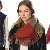 Women's Colorful Scarves