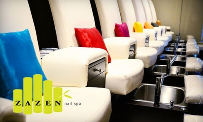 Zazen Nail Spa - West Chester: $35 for Specialty Mani-Pedi at Zazen Nail Spa in West Chester