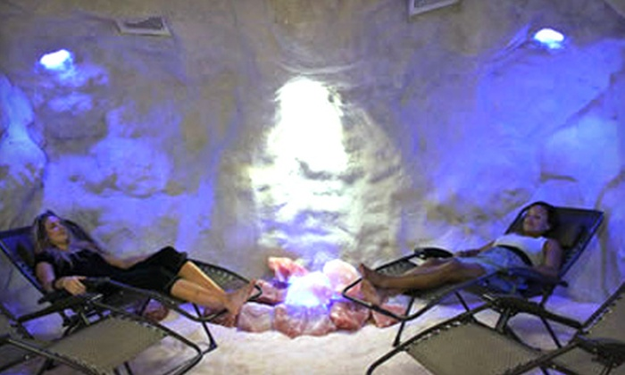 Salt Sanctuary - Union: One or Five Salt-Cave Sessions or Three Months of Unlimited Sessions at Salt Sanctuary in Johnson City (Up to 60% Off)