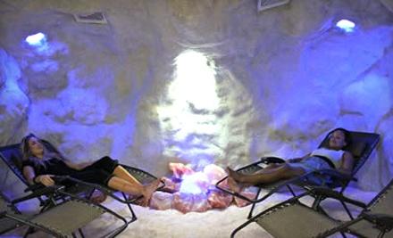 1 Salt-Cave Session (a $45 value) - Salt Sanctuary in Johnson City