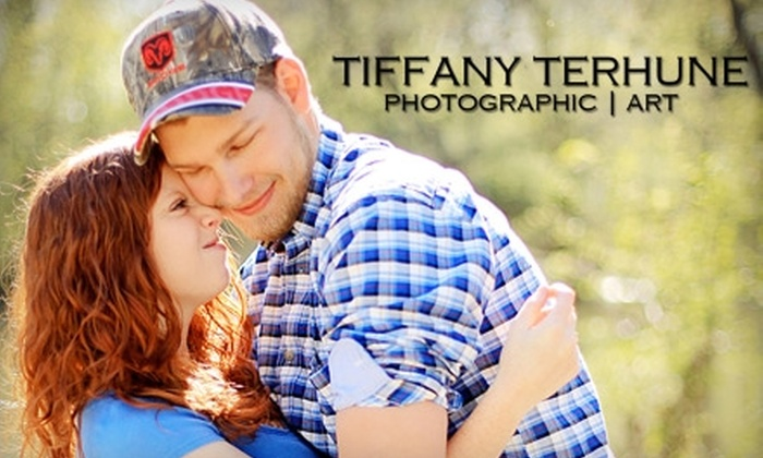 Tiffany Terhune Photographic Art - Little Rock: $75 for Photo Session and 25 Digital Images ($1,325 Total Value) at Tiffany Terhune Photographic Art
