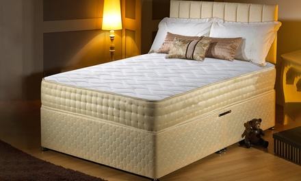 Rio Gold Memory Sprung Mattress