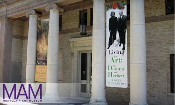Montclair Art Museum - Montclair: $6 for One Adult Admission to Montclair Art Museum, Plus 10% Off Any Item at Museum Store ($12 Value)