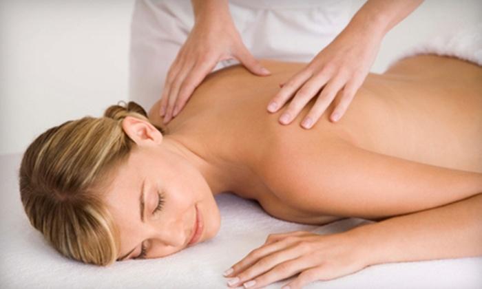 Spa Millennium & Health Care - La Sierra: $49 for a 60-Minute Deep-Tissue-Massage Package at Spa Millennium & Health Care in Riverside ($130 Value)