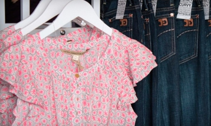 Cecilia Boutique - San Diego: $25 for $50 Worth of Clothing, Accessories, and Home Décor at Cecilia Boutique