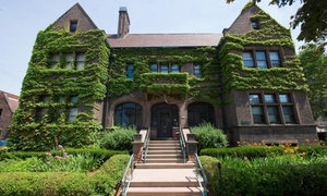 harles Allis Art Museum and Villa Terrace Decorative Arts Museum: Admission or Membership to Charles Allis Art Museum or Villa Terrace Decorative Arts Museum (Up to 64% Off). Four Options Available.