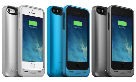 Mophie 1,500mAh Juice Pack Helium for iPhone 5/5s/SE
