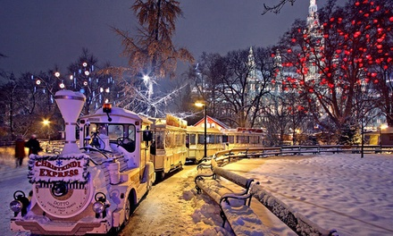 ✈ Austrian Christmas Markets Vienna, Innsbruck or Salzburg: 2, 3 or 4 Nights at Choice of Hotels with Return Flights*