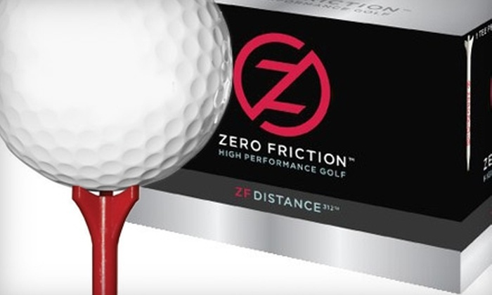 ZeroFriction.com: $15 for $30 Toward Golf Equipment and Accessories from ZeroFriction.com