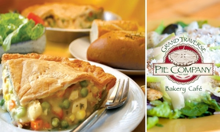 Grand Traverse Pie Company - Maple Road: $9 for $20 Worth of Comfort Fare and Sweet Treats at Grand Traverse Pie Company