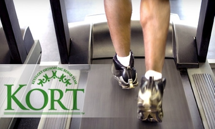 KORT Partners in Physical Therapy - East Louisville: $20 for Running and Fitness Assessment at KORT Partners in Physical Therapy ($50 Value)