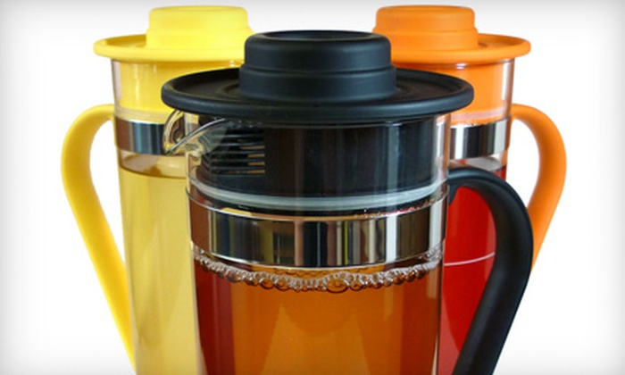 The Tea Spot: $12 for $25 Worth of Loose-Leaf Tea and Accessories from The Tea Spot