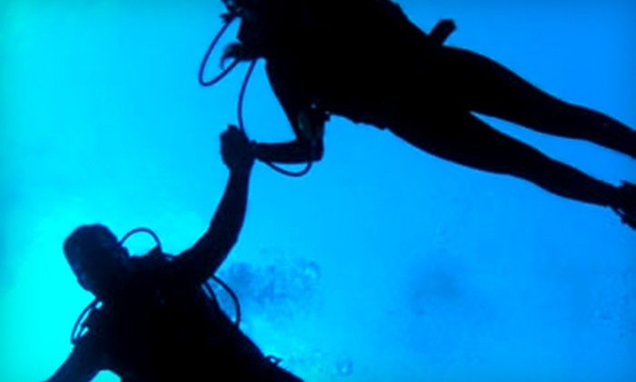 Below H2O - Aurora: $25 for a Two-Hour Discover Scuba or Snorkeling Class at Below H2O in Aurora ($50 Value)