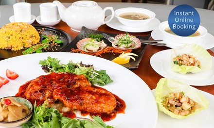 5Course Seafood Banquet + Wine: 2 $58, 4 $116, 6 $174 or 8 Ppl $232 at Dragon Boat Chinese Restaurant