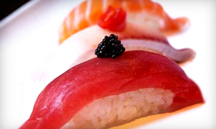 Fusha West - Upper West Side: $37 for a Sushi for Two Plus Cocktails at Fusha West (Up to $84 Value)
