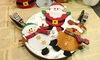 Christmas Festive Cutlery Covers