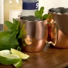 Solid-Copper Moscow-Mule Mug