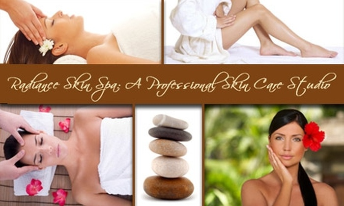 Radiance Skin Spa - Greenwood Village: $50 for $125 Worth of Services at Radiance Skin Spa