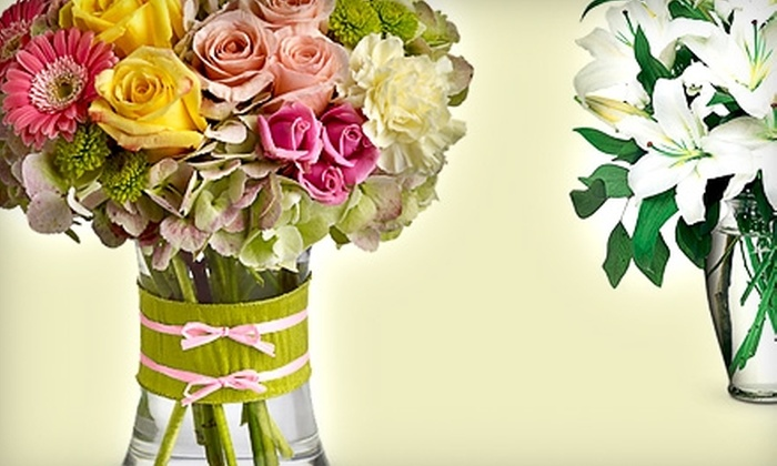 Mancuso's Florist - Saint Clair Shores: $20 for $50 Worth of Flowers and Plants at Mancuso's Florist in St. Clair Shores